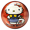 Viz-A-Ball Hello Kitty Glow